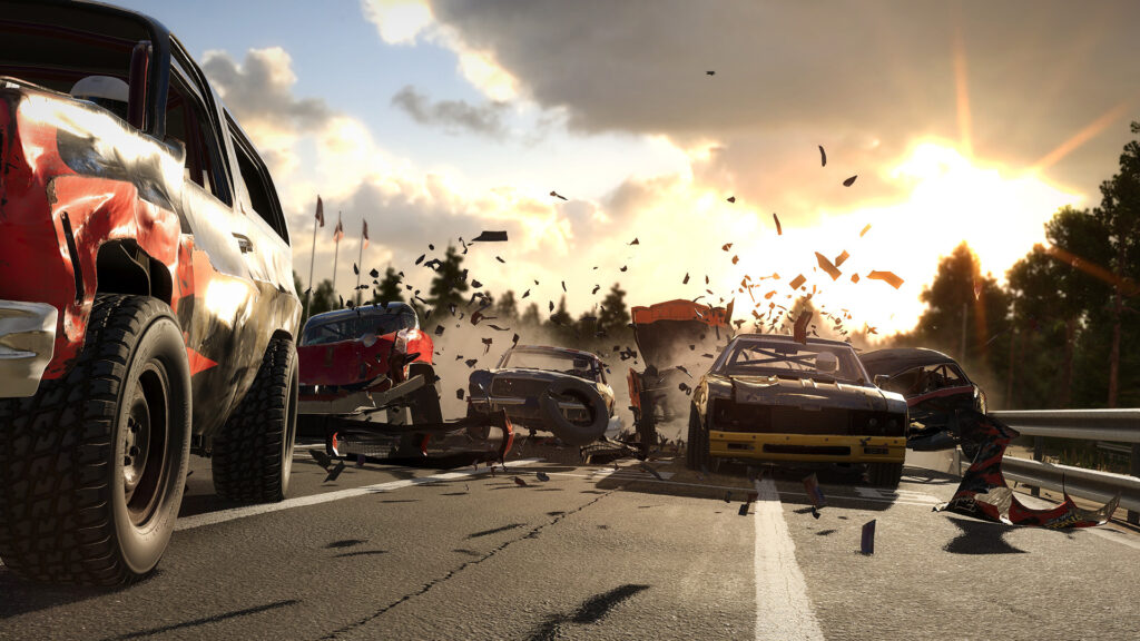 Amazing Visual Effects Wreckfest Game Racing Review